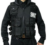 Gilet Tactique Airsoft SWAT | Univers Camouflage