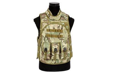 Gilet Tactique Multicam Airsoft | Univers Camouflage
