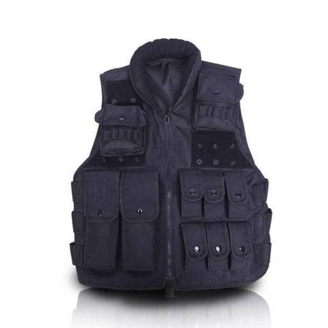 Gilet Tactique Style Police | Univers Camouflage