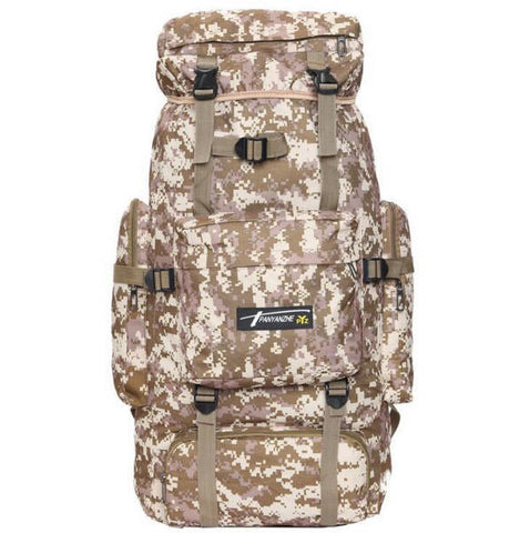 Sac de Chasse Camouflage 70L | Univers Camouflage