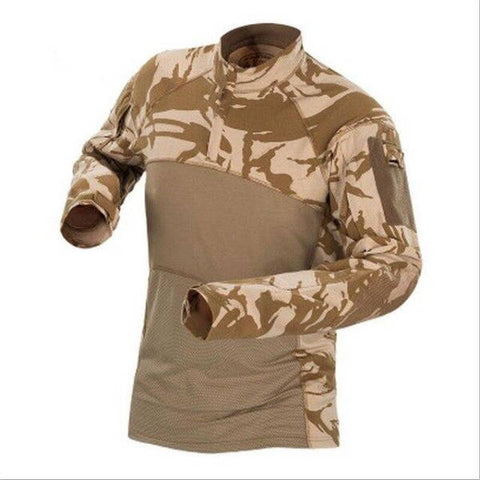 T-Shirt Camouflage Sable | Univers Camouflage