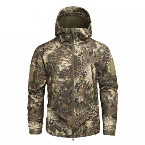 Veste Camouflage Hiver | Univers Camouflage