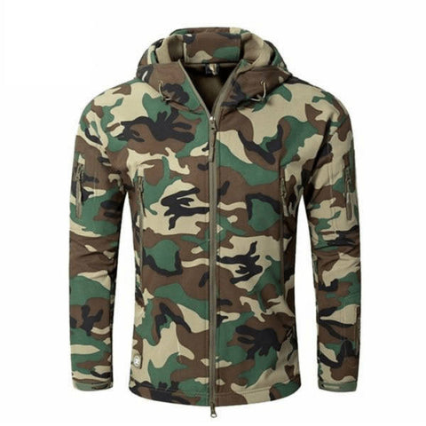 Veste Camouflage Militaire | Univers Camouflage