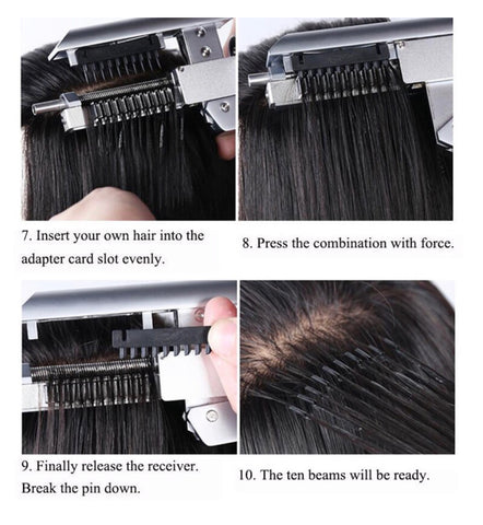 Addictive Hair Infusion Tool