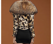 Fur Collection Animal Print