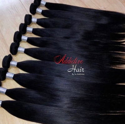 Japanese Silky Straight