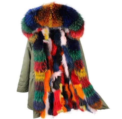 Multi-Color Fur