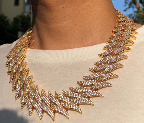 Spiked Chain