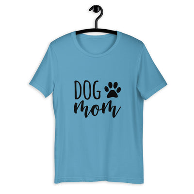 DOG PAW MOM Unisex T-Shirt
