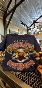 Grand Teton Harley-Davidson Boys Lookout T-Shirt