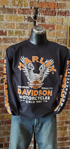 Grand Teton Harley-Davidson Raging Eagle