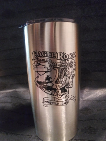Eagle Rock Harley-Davidson Travel Mug