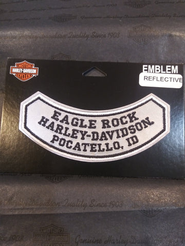 Eagle Rock Harley-Davidson Patch