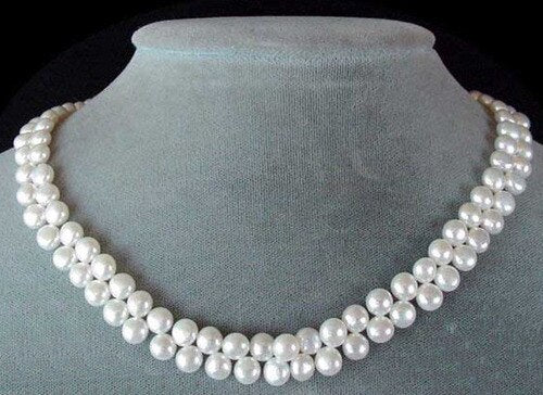 Divine top-Drilled Creamy White Pearl Strand 104762 - PremiumBead Primary Image 1