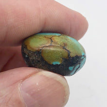 Load image into Gallery viewer, Genuine Natural Turquoise Nugget Focus or Master Bead | 36cts | 22x18x14mm - PremiumBead