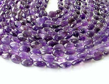 Load image into Gallery viewer, 3 Yummy Natural Amethyst 14x10mm Oval Beads 009161 - PremiumBead Alternate Image 2