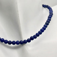 Load image into Gallery viewer, stunning-natural-aaa-lapis-4mm-round-bead-half-strand-244