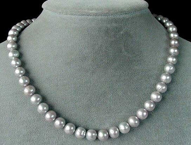 Moonlit Romance Natural Fresh Water Pearl Strand 103433 - PremiumBead