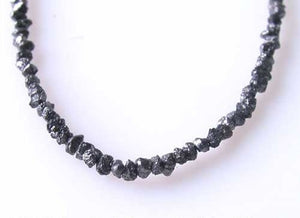 17.75cts Natural Black Druzy Diamond Beads 010594B - PremiumBead