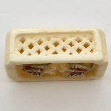 Load image into Gallery viewer, All A Flutter Butterfly Waterbuffalo Bone Box Pendant Bead 10755A - PremiumBead