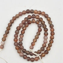 Load image into Gallery viewer, Botswana Agate 5mm Round Bead Strand - PremiumBead