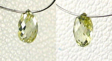 Load image into Gallery viewer, Natural Canary Diamond 4.25x2.75mm Briolette Bead .26cts 6110 - PremiumBead Primary Image 1