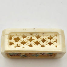 Load image into Gallery viewer, Brilliant Dragonfly Waterbuffalo Bone Box Pendant Bead 10755 - PremiumBead Alternate Image 2