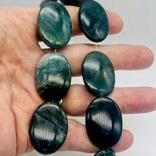 Load image into Gallery viewer, Rare Huge 25x17mm Bloodstone Oval Pendant Bead 5624 - PremiumBead