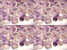 Load image into Gallery viewer, Striped Orchids 10 Natural Fluorite Beads - PremiumBead