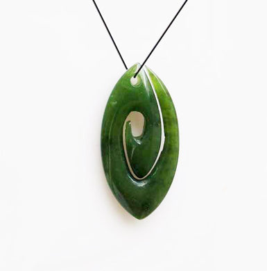 surfer-wave-carved-nephrite-jade-40x20mm-bead-pendant-10206-2412