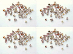 7 Gem Quality Andalusite Garnet Beads 1167 - PremiumBead Alternate Image 2
