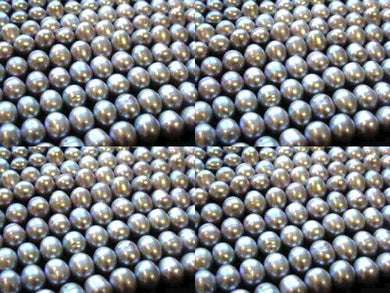 Natural Harvest Moon Fresh Water Pearl Strand 102262 - PremiumBead