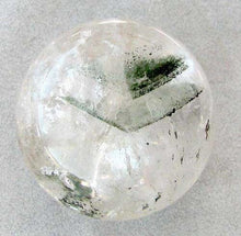 Load image into Gallery viewer, Wow Rare Natural Clorinated Quartz Crystal 2 inch Sphere 7698 - PremiumBead Alternate Image 3
