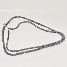 Load image into Gallery viewer, 22cts Natural Black Diamond Cube Bead Strand 108954A - PremiumBead Alternate Image 6