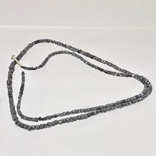 Load image into Gallery viewer, 22cts Natural Black Diamond Cube Bead Strand 108954A - PremiumBead Alternate Image 10