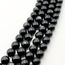 Load image into Gallery viewer, Sexy Shimmer Hypersthene 8mm Round Bead 7.5 inch Strand 9344HS - PremiumBead