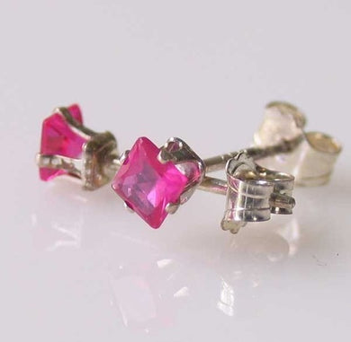 princess-3mm-created-pink-ruby-925-sterling-silver-stud-earrings-10152g-1249