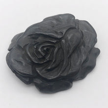 Load image into Gallery viewer, Flora Curved Carved Bone Rose Flower Pendant Bead 10627 - PremiumBead