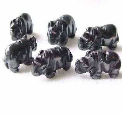 sturdy-2-carved-hematite-rhinosceros-beads-9275hm-20x13x8mm-silver-black-6084