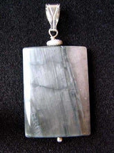 Load image into Gallery viewer, exotic-cats-eye-quartz-silver-pendant-507132a-549