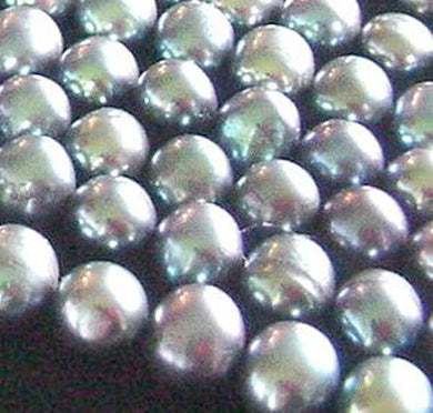 1 Moonshine Huge Near-Round 11-12mm FW Pearl 003123 - PremiumBead