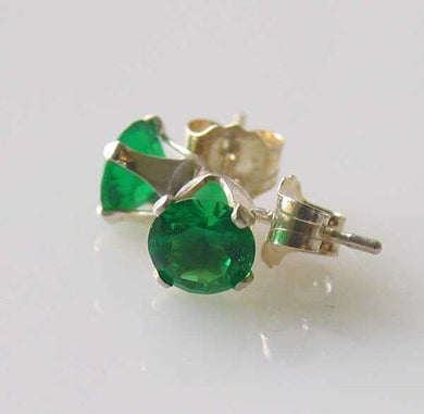 may-5mm-created-emerald-silver-earrings-10147e-1617