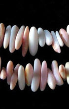 Load image into Gallery viewer, 16 Pink Conch Shell 9x3x3mm to 15x4x3mm Spike Beads 009461B - PremiumBead