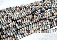 Load image into Gallery viewer, Wild Crazy Lace Agate Faceted Roundel Bead Strand 105611 - PremiumBead Alternate Image 2