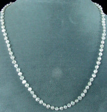Load image into Gallery viewer, Lovely 18 inch White FW Pebble Pearl and Sterling Silver Necklace 200015A - PremiumBead