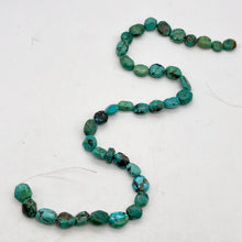 "Load image into Gallery viewer, 160cts 16"" Natural USA Turquoise Pebble Beads Strand 106696H - PremiumBead Alternate Image 6"
