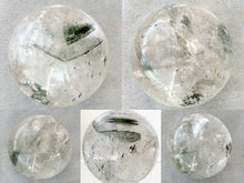 Load image into Gallery viewer, Wow Rare Natural Clorinated Quartz Crystal 2 inch Sphere 7698 - PremiumBead Primary Image 1