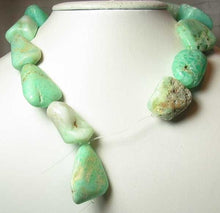 Load image into Gallery viewer, 890cts Designer Natural Chrysoprase Nugget Bead Strand 108491AA - PremiumBead