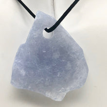 Load image into Gallery viewer, 101cts Blue Chalcedony Natural & Untreated Designer Pendant - PremiumBead