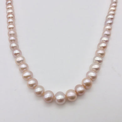 Lovely! Natural Peach Freshwater Pearl 16